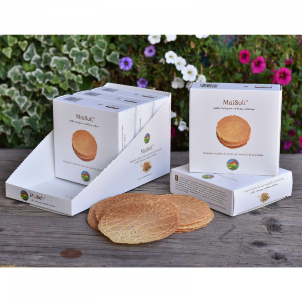 MaiSoli Box 6 Astucci - Choose taste