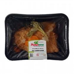 Chicken steaks in carpione 280g