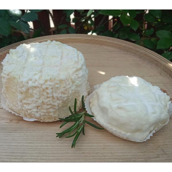 Bianchin d'Ajé fresh goat - 2 pieces