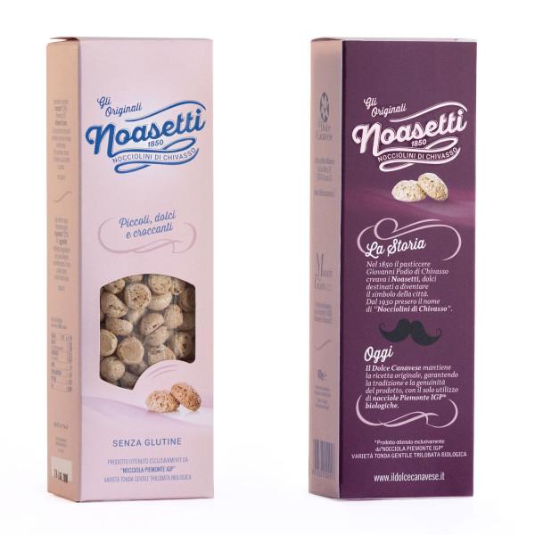 Noasetti - Nocciolini di Chivasso 100g