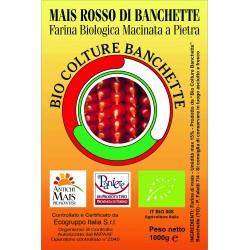 Red banquet flour BIO 1kg