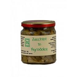 zucchiniinagrodolce