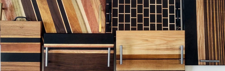 Taglieri Vassoi in legno artigianali   Katuma