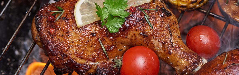 Carne per la griglia